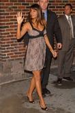 Halle Berry, David Letterman, Ed Sullivan Theatre