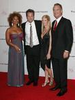 Tanika Ray and Matthew Perry