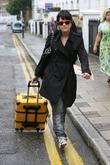 Lily Allen takes a trip into town with...