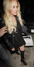 Lindsay Lohan and Marc Jacobs