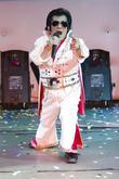 Little Elvis Performing In Little Legends, Little People and Big Show At The Krave Theatre
