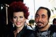 Cleo Rocos and David Gest