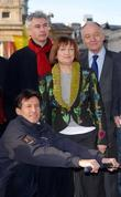 Sebastian Coe and Tessa Jowell