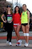 Amanda Holden, Melanie Boorman and Kate Lawler Flora...