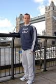 British Elite Runner Dan Robinson