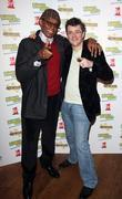 Joe Pasquale and Antonio Fargas