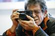 Lou Reed, rock singer and photographer Lou Reed open his photo exhibition entitled ' Lou Reed's New York '