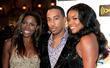 AJ Johnson, Ludacris and Gabrielle Union  Chris...