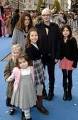 Gail Porter and family
