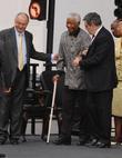 Ken Livingstone and Nelson Mandela
