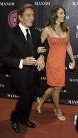 Valentino and Elizabeth Hurley