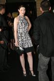 Michelle Trachtenberg and Marc Jacobs