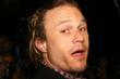 Heath Ledger and Marc Jacobs