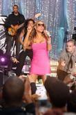 Mariah Carey, ABC, Times Square, Good Morning America