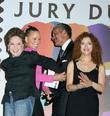 Cindy Adams, Mariah Carey, Bernadette Peters, and guests...