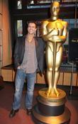 Cameron Mathison Visits The 'meet The Oscars: The 50 Golden Statuettes' Press Preview Day Held At Abc Studios