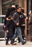 Matt Damon and The Streets