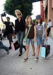 Melanie Griffith and Her Children