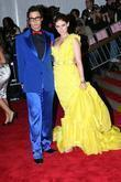 Zac Posen and Kate Mara