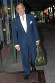American actor Michael Nouri out and about in...