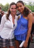 Alexandra Kamp and Annabelle Mandeng Michalsky Fashion Show...