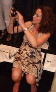 Andie MacDowell Michalsky Fashion Show during the Berlin...