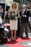 Michelle Pfeiffer, 345th Star on the Hollywood Walk of Fame., Star On The Hollywood Walk Of Fame, Walk Of Fame