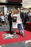 Paul Rudd, Michelle Pfeiffer, Jeff Bridges, Star On The Hollywood Walk Of Fame, Walk Of Fame