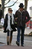 File Photos, Rhys Ifans and Sienna Miller