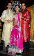 Wayne Perrey and Shilpa Shetty