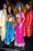 Wayne Perry and Shilpa Shetty