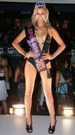 Claire Flynn wins Miss Spin 1038 radio heat of Miss Universe held at Tripod