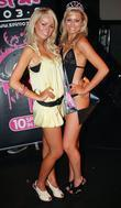 Claire Flynn with Danielle Moyles