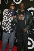 Isaiah Stokes and Mary J Blige
