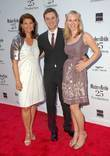 Antonia van der Meer, Sam Huntington and Rachel...