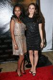 Kerry Washington and Mia Maestro