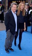 Dustin Hoffman and daughter Alexandra Hoffman