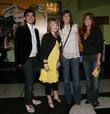 Alex Carter, Deena Payne and Verity rushworth