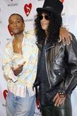 Tommy Davidson and Slash