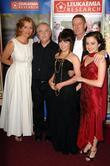 Emma Thompson, Patrick Doyle, Nula Doyle, Guest and Abigail Doyle