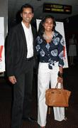 Rachel Roy and Her Brother