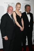 Michael Lynne and Nicole Kidman