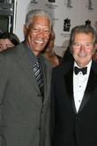 Morgan Freeman and Bob Shaye
