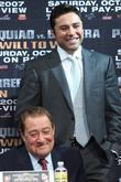 Oscar De La Hoya and Las Vegas