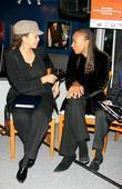 Attallah Shabazz and Susan Taylor The Stay Strong...