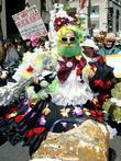 People In Costume Attend The 2008 Easter Parade On Fifth Avenue