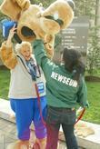The Newseum Mascot