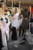 Nicky Hilton, Kathy Hilton Get Some Retail Therapy In West Hollywood. Mother, Daughter Were Shopping At Various Hollywood Boutiques Including Petrozilla, Hillary Rush and Christian Louboutin Shoes
