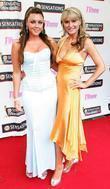 Michelle Heaton and Tara Sinnott