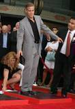 George Clooney, Grauman's Chinese Theatre
